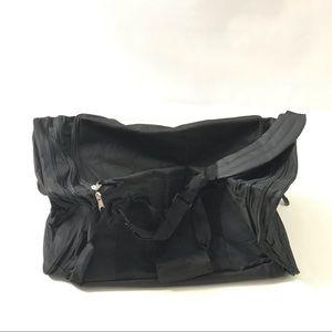 Travel Luggage Bag Black Crossbody Size S